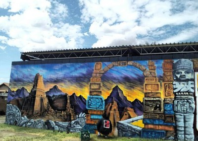 Town of Guadalupe Community Mural 1