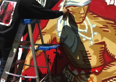 Town of Guadalupe Community Mural 4